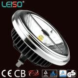 LED-Scheinwerfer AR111 mit Scob CREE bricht helles Soure) ab