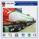 Reboque de venda quente do caminhão do depósito de gasolina 45000L da alta qualidade de China