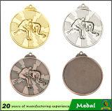 Medalla barata del deporte como concesión para el fósforo del voleibol