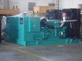 310kVA予備発電のCumminsのディーゼル発電機セット250kw