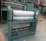 Double machine d'écarteur de rouleau de colle d'écarteur de colle de placage de rouleau de travail du bois