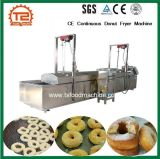 De Bradende Apparatuur van Ce/de Ononderbroken Machine van de Braadpan van de Doughnut