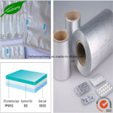 Papel de aluminio de China Ptp para farmacéutico