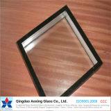 6+6+9A мм плоской ясно изолированный стекло для строительства