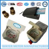 De vooruitbetaalde Slimme Natte Meter van het Water van de Kaart van het Type rf van Dn15mm