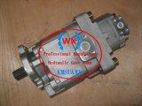 Fabbrica KOMATSU originale D475A-1 del Giappone. Pompa a ingranaggi ad alta pressione idraulica del pezzo di ricambio del bulldozer D475A-2 Ass'y: 705-21-43010 parti