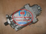 Japan-Fabrik ursprüngliches KOMATSU D475A-1. Ersatzteil-hydraulische Hochdruckzahnradpumpe Ass'y der Planierraupen-D475A-2: 705-21-43010 Teile