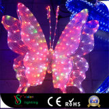 Im Freien dekorative LED beleuchtete Basisrecheneinheits-Lichter