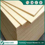Sapele/Oak/Ash/Cherry Commercial Plywood for Furniture