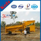 China Fabricação de equipamentos de mineração de ouro Trommel