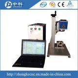 CNC van de vezel de Machine van de Gravure van de Laser met 20With50W