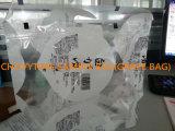 Plastik Lamianted mit Reißverschlussfrucht-Beutel, der Maschine herstellt
