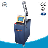 Neueste Qualität Q schielt Nd YAG Laser-Tätowierung-Abbau-Maschinen-Berufsnarbe-Abbau-Gerät