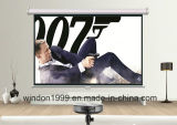 "16: 9 Écran de projection manuel Home Cinema HD de 150 ""pour gros"