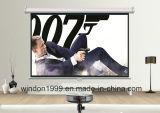 """16: 9 150"""" Home Cinema HD de pantalla Projecor Manual para el comercio al por mayor"""