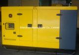 150kVA 120kwのスタンバイのレートの無声タイプCumminsのディーゼル発電機セット
