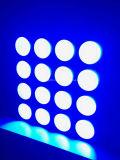 4X4 16PC 10W RGB Stage Background LED Wash Pixel Matrix Blinder