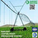 Matériel d'irrigation de ferme d'agriculture de système d'irrigation central de pivot
