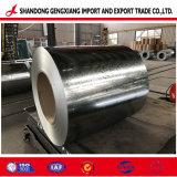 Origem do Vietname Indonésia ASTM Gi Gl Aluzinc AZ70 Galvalume bobina de aço