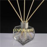 bottiglia del diffusore dell'aroma curva Quadrato-Parte inferiore 120ml (ZB1240)