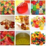 Dulces jalea automática máquina de hacer dulce