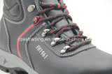 Стальные ботинки работы безопасности пальца ноги для работников