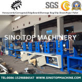 Edge di carta Board Corner Protector Making Machine Made in Cina