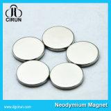 5X3mm mini runder Neodym-Magnet der Platten-N35-N52