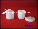 Manufacurer undurchlässiger fixiertes Silikon-Quarz-Glas Copple Lieferant