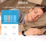 Bluetooth 접촉 스크린과 SIM 카드 구멍 Q7를 가진 지능적인 시계 전화
