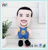 NBA 만화 디자인 견면 벨벳 장난감 인형