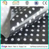 Beschichtung-Gewebe 100% des Polyester-Gewebe600d TPU mit dem PUNKT gedruckt