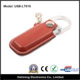USB di cuoio Flash Drive 2GB, 4GB, 8GB (USB-LT019)