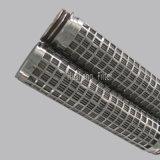 Filtro pieghettato dall'acciaio inossidabile dal filtro dell'olio