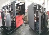 Petit compresseur d'air de vis de température élevée 22kw 30HP économiseur d'énergie et respectueux de l'environnement