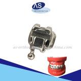 L'auto ortodontico caldo Liagting del metallo inquadra la fabbricazione dell'OEM con la FDA ISO13485 del Ce