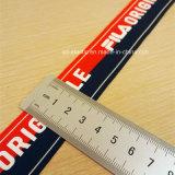 Impreso de 30 mm de la banda de poliéster para prendas de ropa deportiva