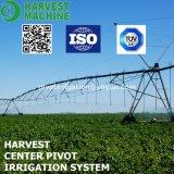 Het automatische Centrum draait de Apparatuur van de Irrigatie/de LandbouwApparatuur van de Sproeier van de Irrigatie van het Landbouwbedrijf Gebruikend het Kanon van het Water