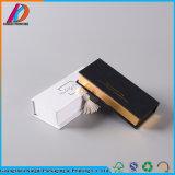 Cosmétiques de luxe de l'emballage du papier cadeau Boîte de maquillage avec logo imprimé