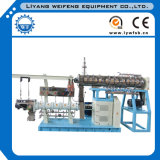 1-3t/H Floating Fish Feed Extruder/Single Screw Steam Extruder
