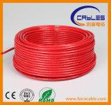 Куртка кабеля LAN SFTP Cat5e PVC/PE