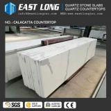 As bancadas da pedra de quartzo de China vendem por atacado com relatório de SGS/Ce para projetado