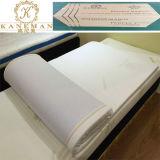 Colchón y primeros portables de la espuma de la memoria del conjunto del bolso y del rectángulo