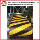 De kleur bedekte de Vooraf geverfte Gegalvaniseerde Rollen van het Staal in de Fabriek van China met een laag