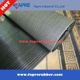 Ondulare la stuoia di gomma della pavimentazione/stuoia di gomma verde della pavimentazione
