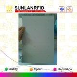 Inlegsel ISO14443A van de Kaart van de Bladen RFID van Lay-out 2 X 5 van de Groothandelsprijs A4 het Slimme