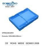 Cesta de dobragem de plástico, cesta de plástico dobráveis, Colapsáveis Caixa de Armazenamento