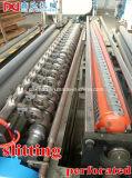 Laminado de Alta velocidad de perforación Maxi automática Máquina de rodillos