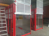 Sc200 / 200 2ton Double Cage Levage de passager Elevage de construction
