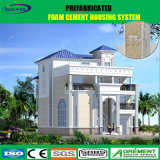 Camera prefabbricata/domestico di lusso/villa, Camera della costruzione prefabbricata della costruzione della struttura d'acciaio
